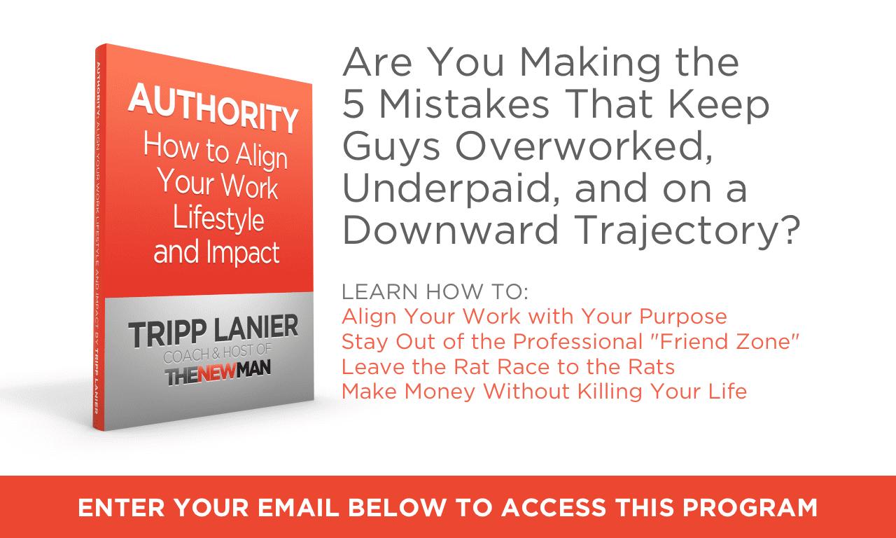 Authority eBook by Tripp Lanier